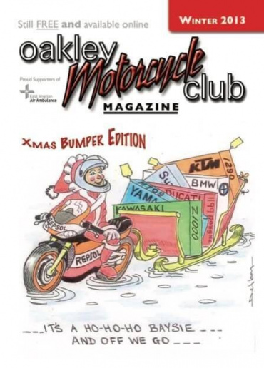 Magazine Winter 2013