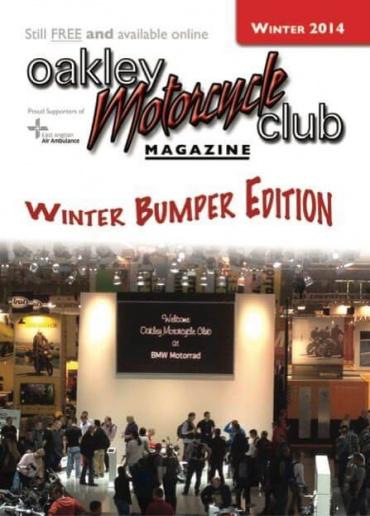 Magazine Winter 2014
