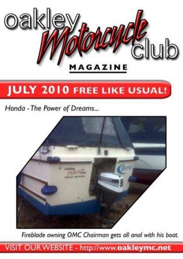 Magazine Summer 2010