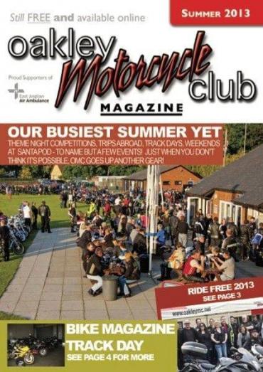 Magazine Summer 2013