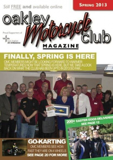 Magazine Spring 2013