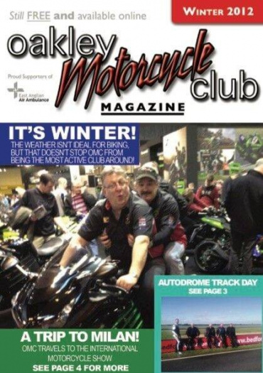 Magazine Winter 2012